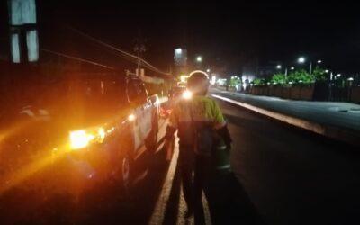 COVID-19: Primer día de operativos 24 horas en Quetzaltenango