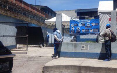 Director del CAP de Quetzaltenango opina sobre espacio que se habilitó ante aumento en demanda de hisopados
