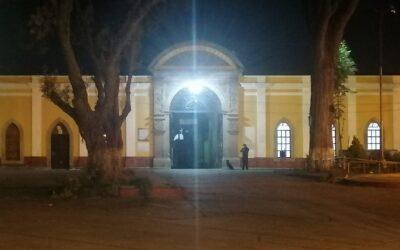 ¿Cuántas inhumaciones se han realizado en el Cementerio General de Xela durante julio?