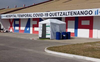 Médicos recibieron pago y luego renunciaron del hospital temporal CEFEMERQ. Convocatoria abierta