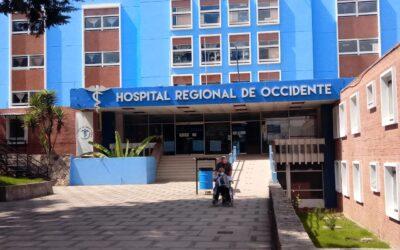 Cinco casos positivos de COVID-19 en personal administrativo del HRO, en lo que va de la semana