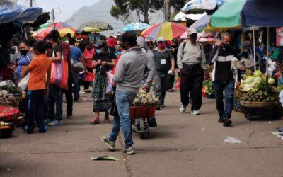 Quetzaltenango: Trabajadores de la Terminal Minerva cumplen cuarentena preventiva y retornan a labores