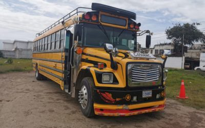 Quetzaltenango | Usuarios deben verificar que buses no tengan más del 50 % de ocupación para abordar
