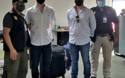 Arrestan en Guatemala a hijos del expresidente de Panamá