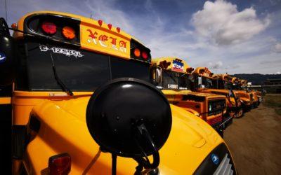 Incertidumbre en transportistas por posible reactivación de buses en Xela