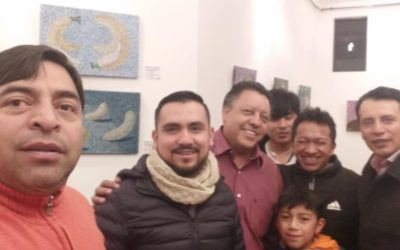 Corporación de Artes Visuales de Ecuador, nombra a artistas; Embajadores de la Paz y la Vida