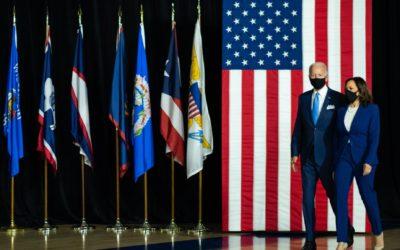 Demócratas inician convención virtual con fuerte apoyo para Joe Biden