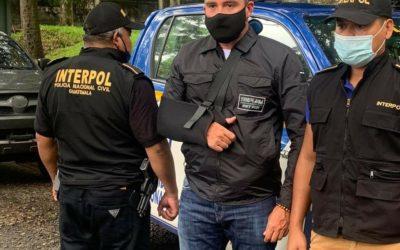 Alejandro Sinibaldi se entrega a la justicia tras cuatro años prófugo
