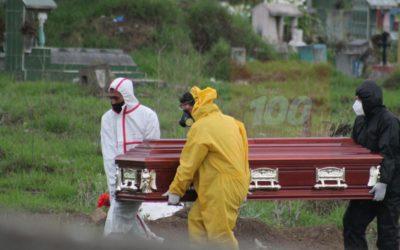 HRO ha llegado a reportar 07 fallecidos en un día, por COVID-19. Contabilizan más de 100 fallecidos por el virus