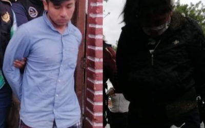Arrestan a pareja por el asesinato de joven en la zona 1 de Xela