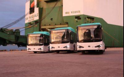 Costa Rica inicia la electrificación del transporte público