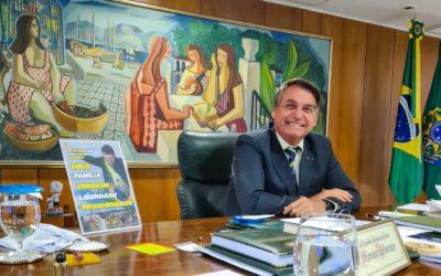Bolsonaro reitera a la ONU compromiso con venezolanos «desplazados por la dictadura»
