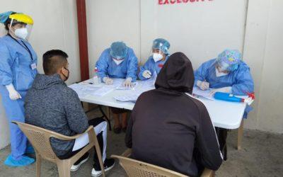 Resumen 24 horas: 171 nuevos casos de COVID-19 y 5 pacientes fallecidos