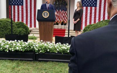 Trump anuncia la distribución de 150 millones de test rápidos «en las próximas semanas»