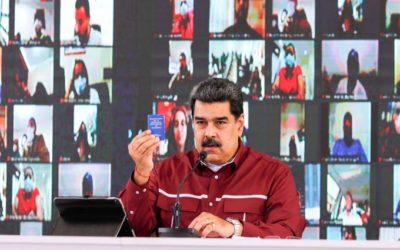 Maduro rechaza aplazar elecciones legislativas en Venezuela