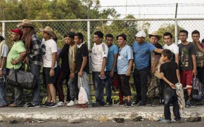 Centroamérica tendrá conferencia internacional de donantes para migrantes