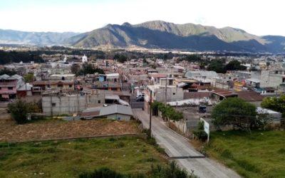 Policía no registra hechos delictivos durante los seis meses recientes en San Mateo, Quetzaltenango