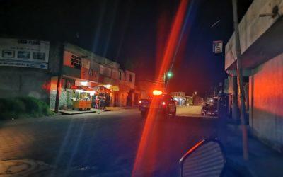 PNC y bomberos fueron alertados de ataque armado en la zona 1 Xela. Comunican que se trató de una broma