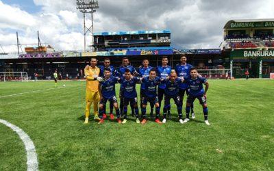 Malacateco logró el punto en el estadio Mario Camposeco, ante un Xelajú MC deslucido