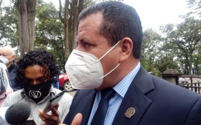 Alcalde de Xela sobre trabajos que tendrán que realizar en ruta al Cerro El Baúl, antes de la Vuelta a Guatemala