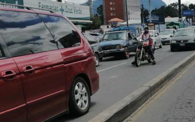 PNC reactiva servicio de expertajes a vehículos