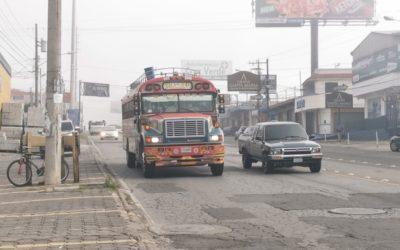 ¿Cuánto cobran buses que viajan a la región?