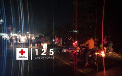 Accidente de tránsito en la ruta Cito Zarco deja 7 muertos y 15 heridos