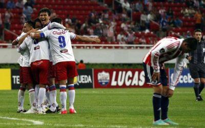 Hace 8 años Xelajú hizo historia al eliminar a Chivas de Guadalajara