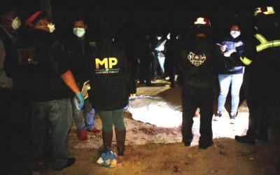 Hombres señalados de secuestro de menor, vapuleados en Nahualá. Uno murió y otro está grave en el hospital