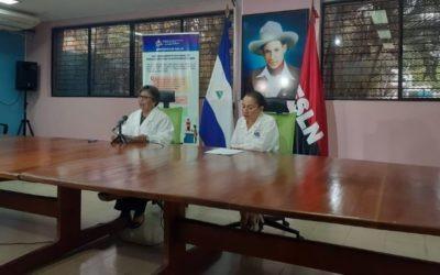 Nicaragua reporta disminución de muertes por COVID-19