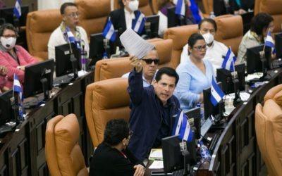 OEA condena situación de DD.HH. en Nicaragua