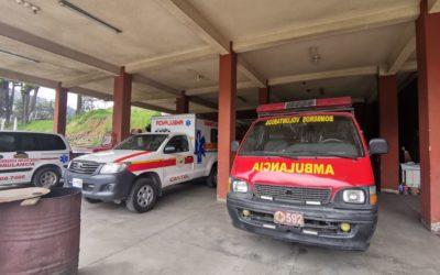 Tramo Xela – Cantel, en el abandono, provoca más problemas. Unidades de bomberos se han arruinado