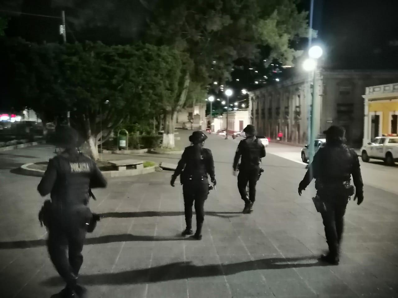 Operativos en Xela por desapariciones reportadas en horas recientes y por fuga de reos en cárcel de Belice