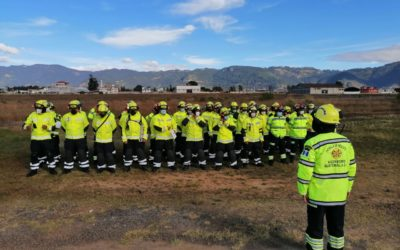 Equipos de socorro en alerta para atención de zonas vulnerables en el departamento