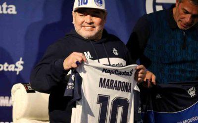 Maradona tendrá que ser operado por un coagulo en el cerebro