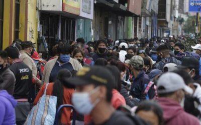 Perú está negociando la compra de un total de 24.5 millones de vacunas contra el COVID-19