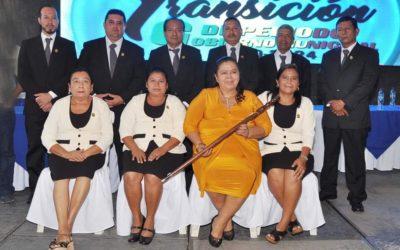 Presentan solicitud de antejuicio en contra de alcaldesa del Municipio de San Martin Zapotitlán, Retalhuleu