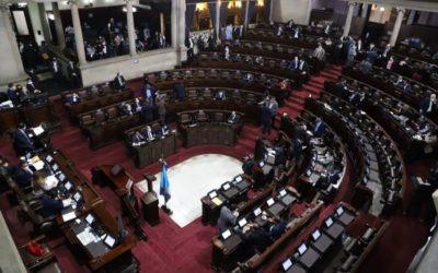 Guatemala: selección de jueces a altas cortes sigue estancada en el Congreso
