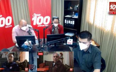 Stereo 100 TV | Conozca el plan de trabajo de los aspirantes a la Presidencia del CSD Xelajú MC