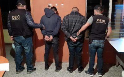 Detenidos en Huehuetenango por estafar en la compra de picop