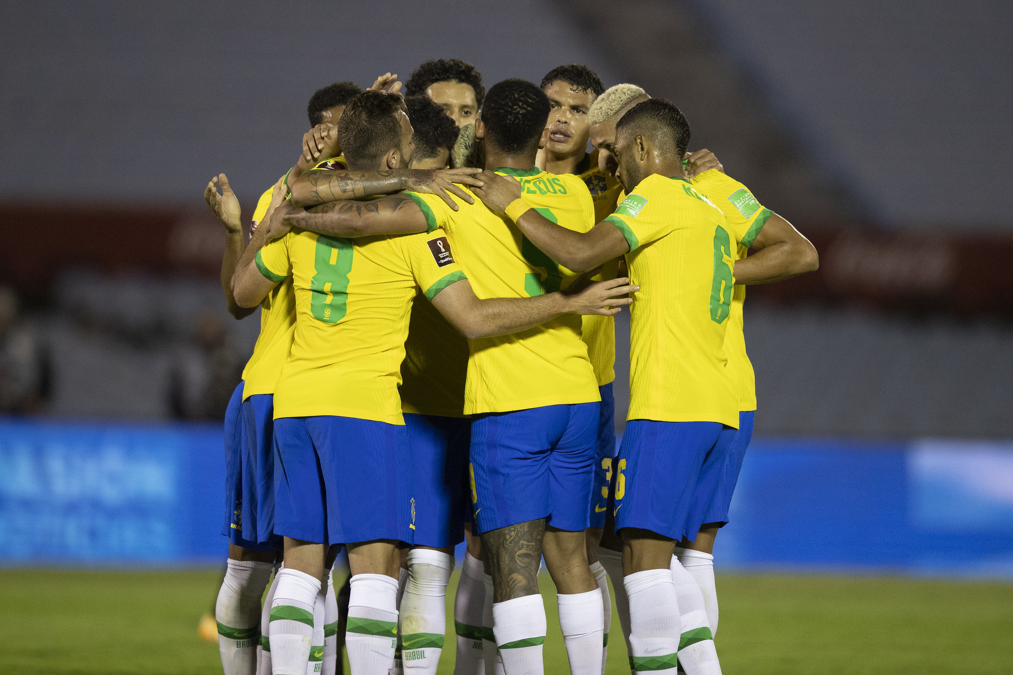 Brasil imparable en las eliminatorias