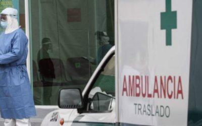 México: repunte de casos de COVID-19 con situación crítica en la capital