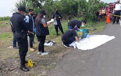 Localizan dos cadáveres en Suchitepéquez