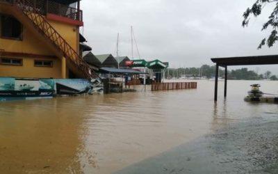 Se esperan lluvias en regiones del Norte al Centro del país, específicamente en el Sur de Petén, Izabal, Alta Verapaz, Baja Verapaz, Huehuetenango, Quiché, Zacapa y Chiquimula.