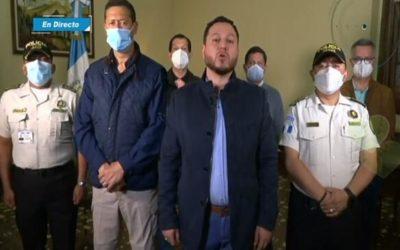 El Ministerio de Gobernación dio más detalles sobre los detenidos este sábado durante manifestación en el Centro Histórico