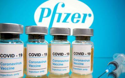 Pfizer presenta solicitud para uso de emergencia de su vacuna contra COVID-19
