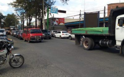 PMTQ ante días críticos por época de fin de año, prevén más de 80 mil vehículos circulando por día, sólo en zona 3