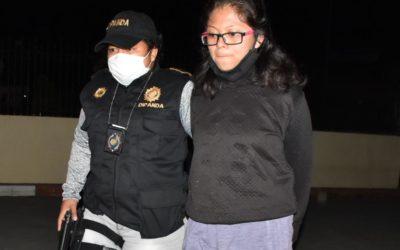 Los señalan de ser extorsionistas, incluida mujer reportada como desaparecida