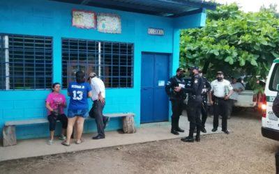 Maestro fue asesinado con arma de fuego en el interior de una escuela en Coatepeque