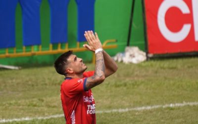 FIFA destacó a Ramiro Iván Rocca por sus goles, sobre Messi en este 2020